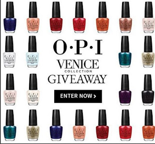 OPI Trio Nail Polish Giveaway - 104 Winners Win 3 Bottles of OPI ...