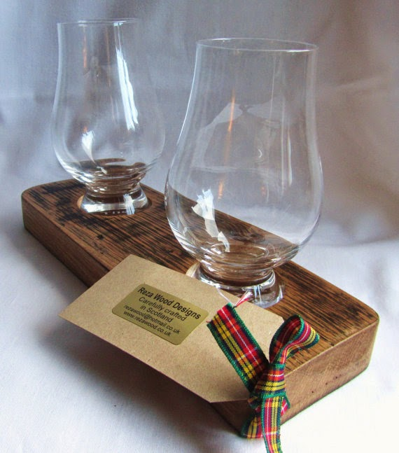 whisky glasses gift for father's day
