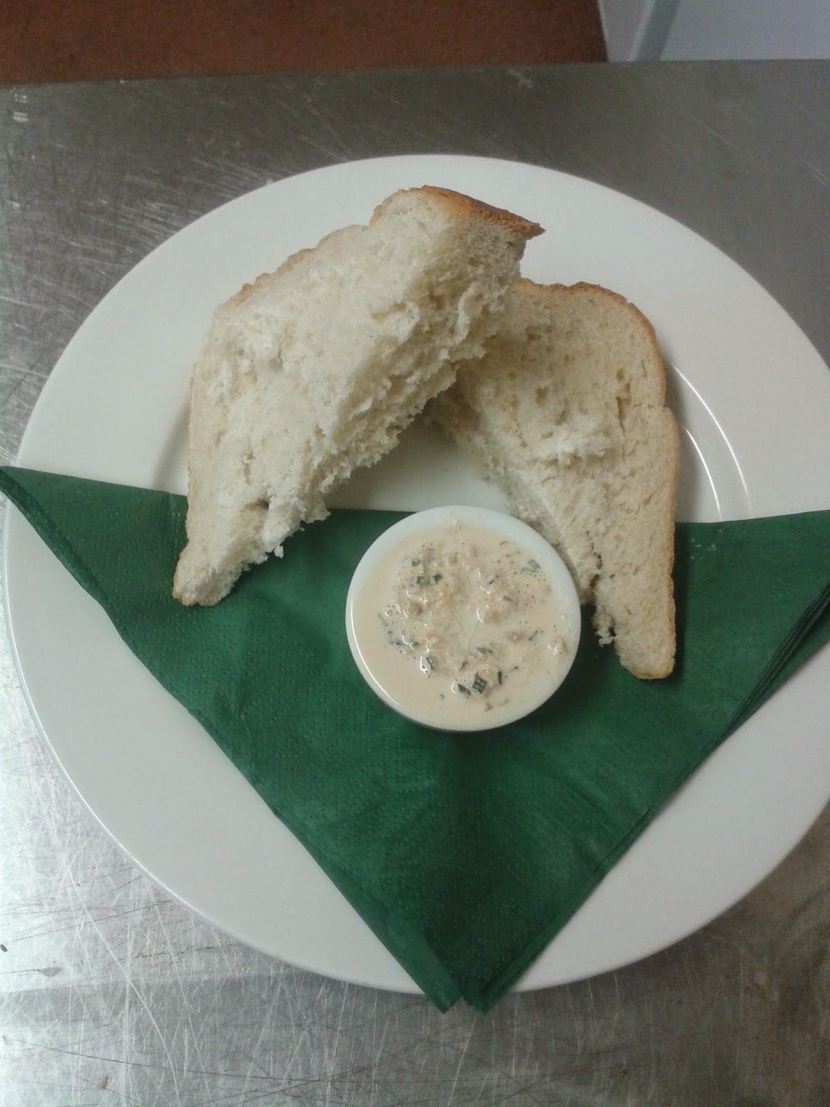 crab pate ringwood pub menu