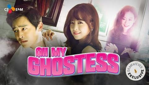 """Doramas Paranormales""(Oh My Ghostess) sacará el fantasma que vive en ti"