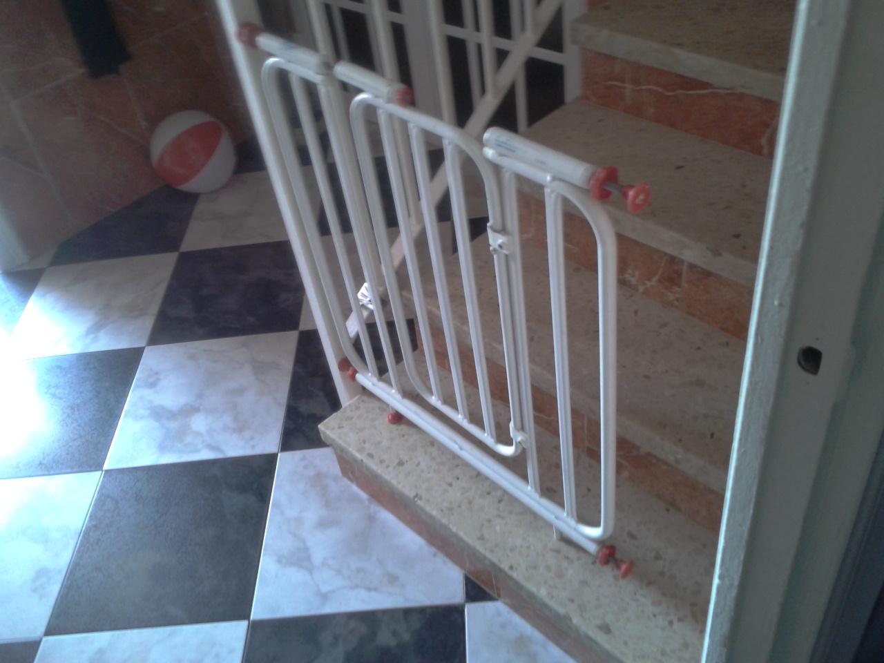 Un zero a la izquierda otra puertas en la escalera - Puertas escaleras bebes ...