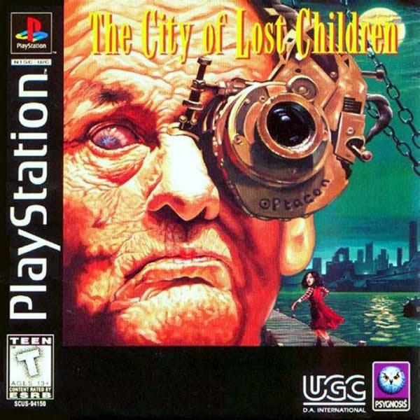 The City Of Lost Children | El-Mifka
