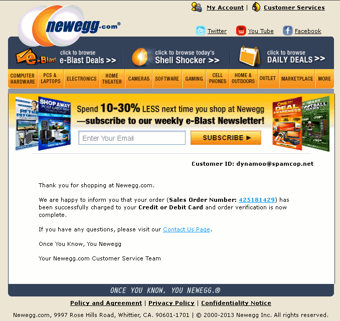 The best phone number and way to avoid the wait on hold, available live chat options, and the best ways overall to contact Newegg in an easy-to-use summary, as well as a full comparison of the 4 ways to reach Newegg, compared by speed and customer recommendations.