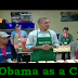 Tezaabi Totay Barack Obama as a Restaurant Chef