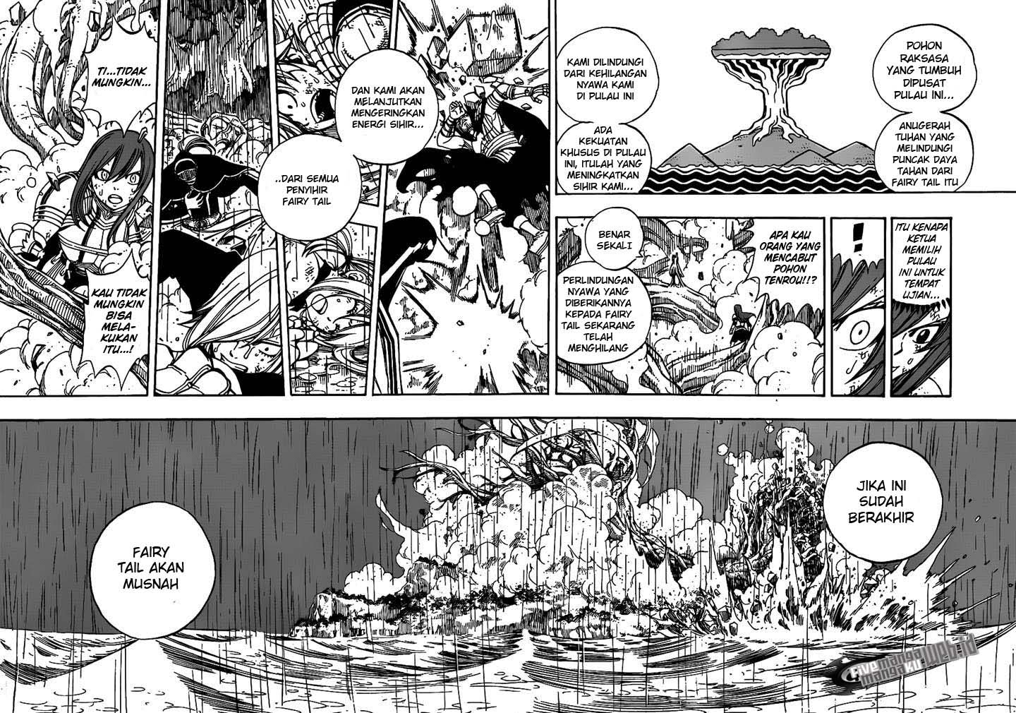 Manga Fairy Tail 235 Indonesia