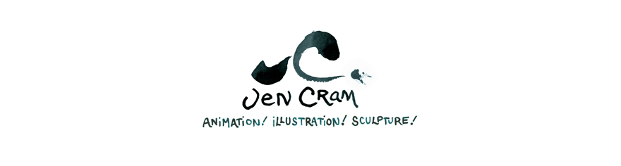 Jen Cram's Portfolio and Sketch Blog