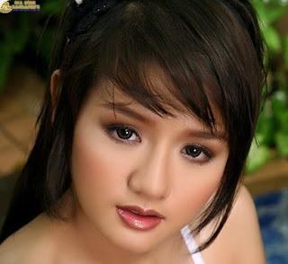 Photo wanita cantik untuk profil facebook