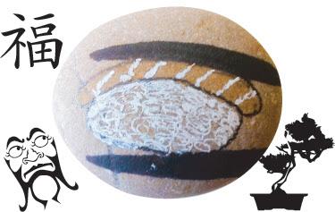 manualidades diy piedras pintadas historia