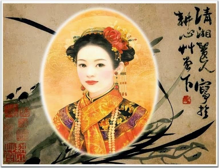 Cuento leyendas chinas de amor