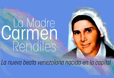Madre Carmen Rendiles nueva beata venezolana