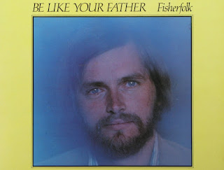 Part of the LP cover for 'Be like your Father'