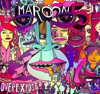 Konkurs CD Maroon 5 Overexposed