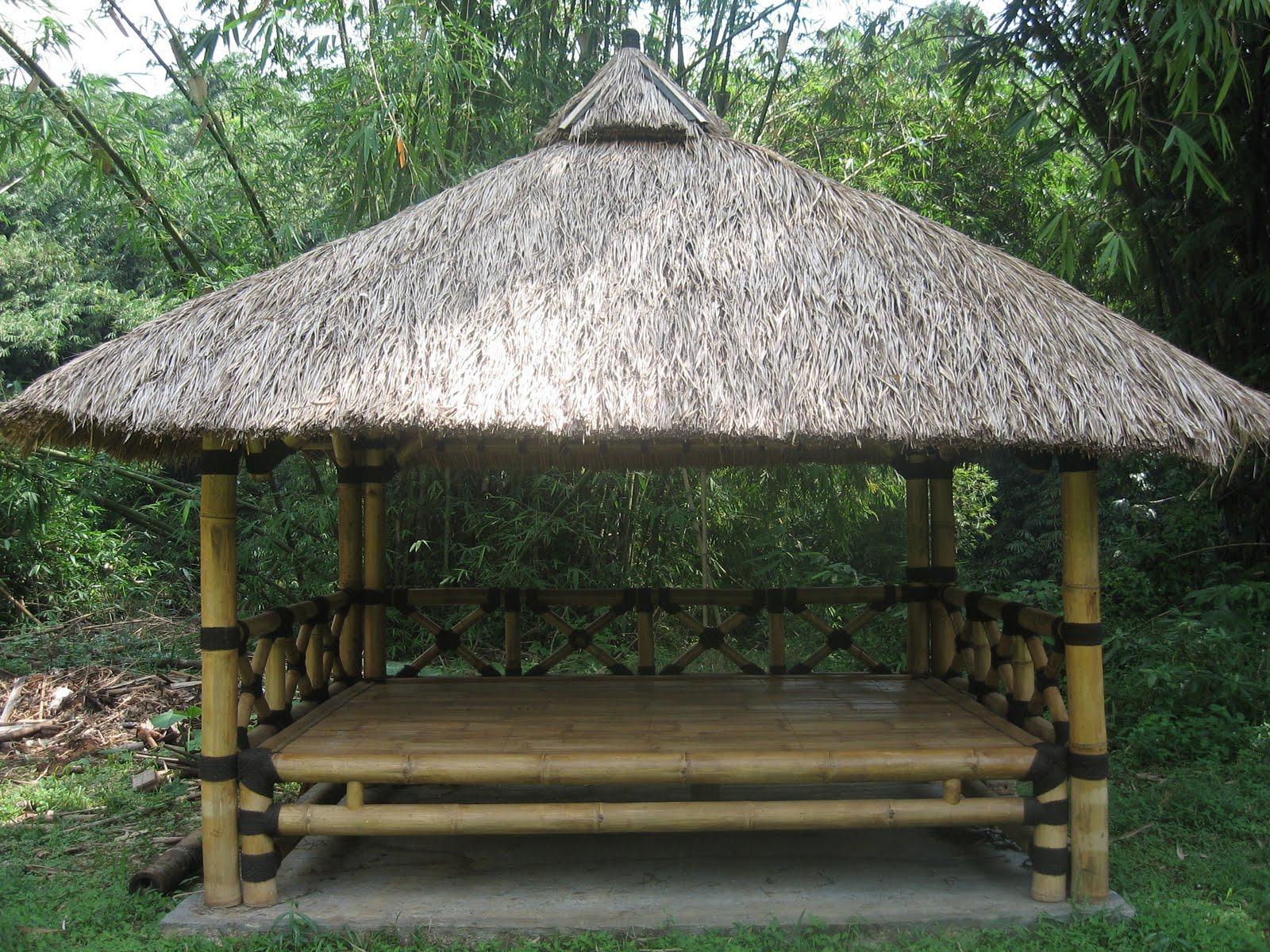 Image Result For Kanopi Bambu Minimalis