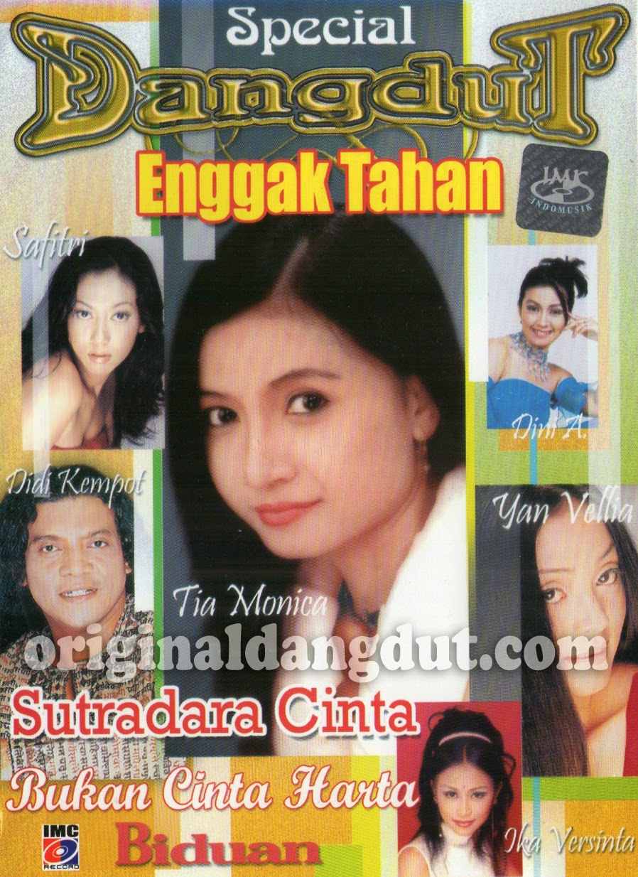 Special Album Dangdut Enggak Tahan
