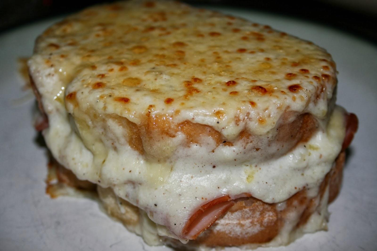 Simple Croque Monsieur Recipes — Dishmaps