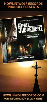 FINAL JUDGEMENT/TERROR WITHIN II Soundtrack by Terry Plumeri