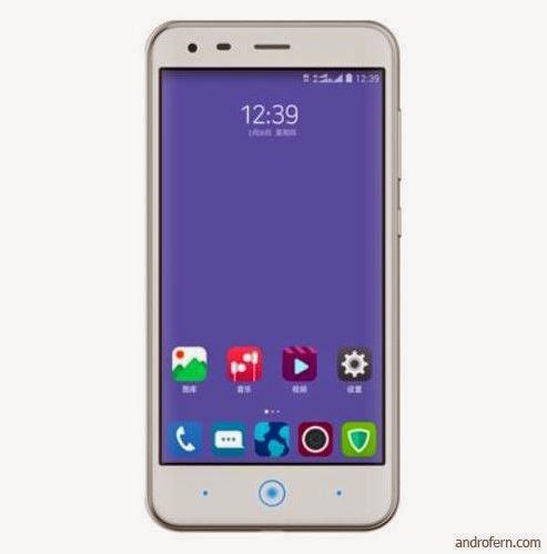 ZTE Q7-C, Spesifikasi dan Harga HP Mirip iPhone 6 Plus