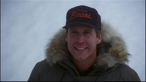 Résultats de recherche d'images pour «chicago bears christmas vacation movie»