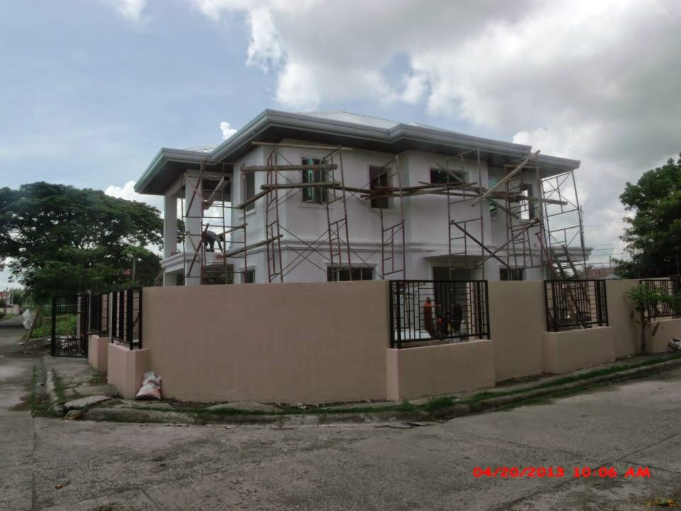 Glenville subdivision house construction project in for 120 sqm modern house design