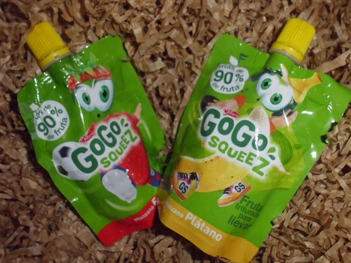 GoGo squeeZ manzana-plátano