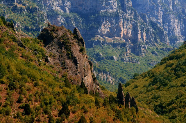 Vikos Canyon , Epirus - Greece