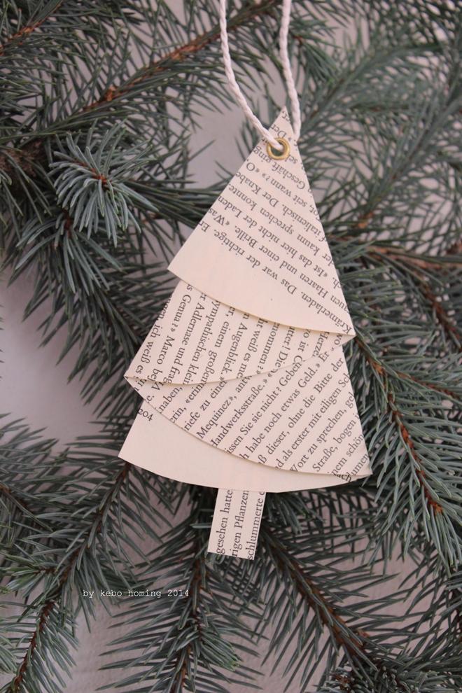 Stylingfieber t rchen nr 9 kebo homing - Origami weihnachtsbaum falten ...
