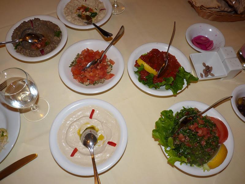 A quoi bon la table libanaise 15e - La table libanaise la fourchette ...
