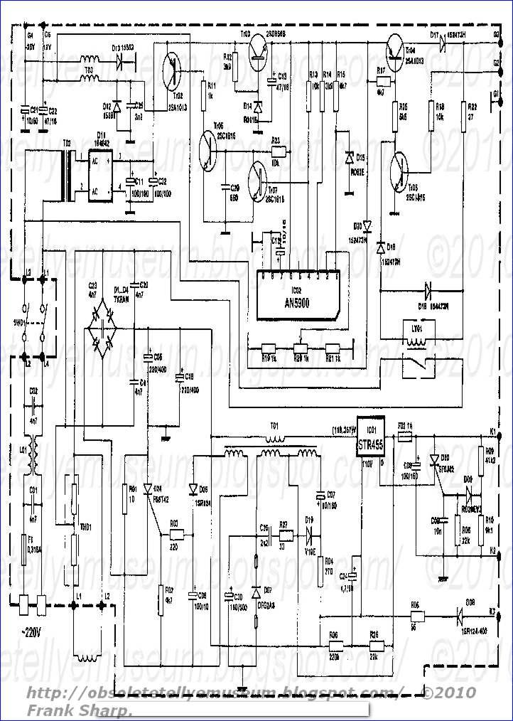 obsolete technology tellye    jvc model 7255me 7 system