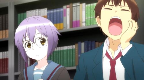 Disappearance of Nagato Yuki-chan Crítica