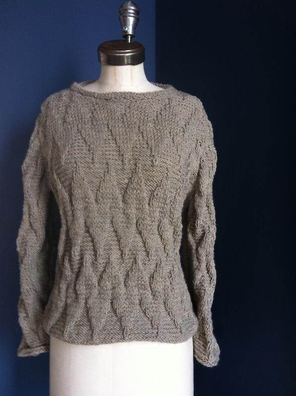 Intarsia Knitting Patterns : Creative Accomplishments: Intarsia knitting