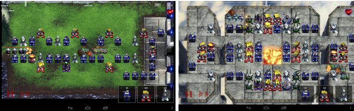 Robo Defense v2.4.1 APK