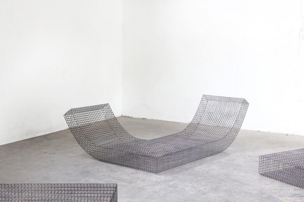 Amazing Wire Mesh Garden Furniture