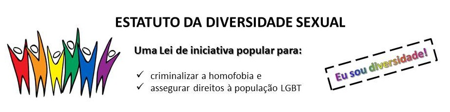 Estatuto da Diversidade Sexual