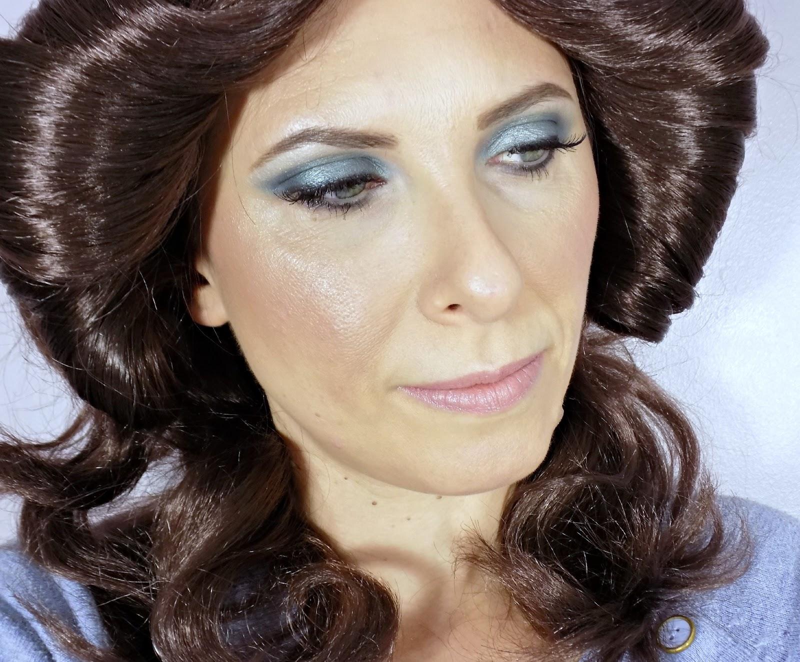 1970s makeup look
