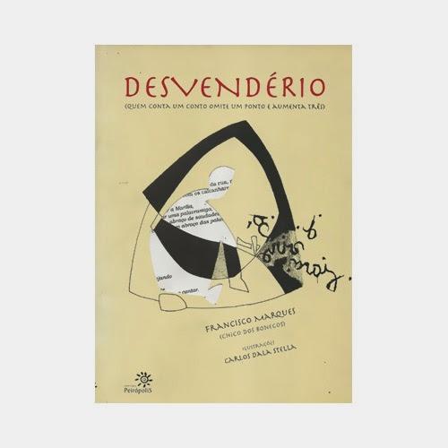 capa do livro Desvendério - Quem Conta um Conto Omite um Ponto e Aumenta Três