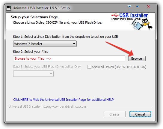 Как сделать загрузочную флешку с Windows 7 или 8