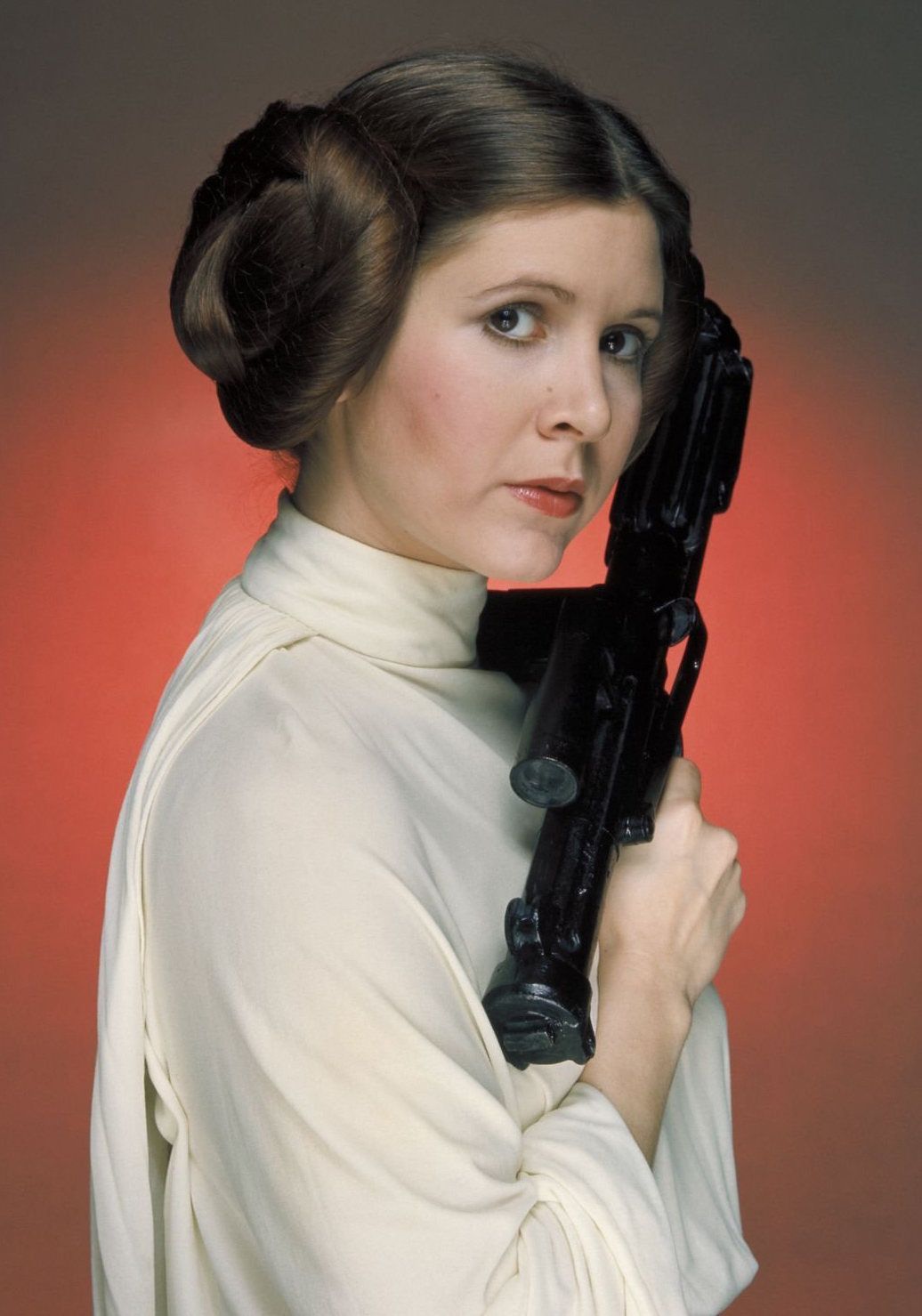 Carrie fisher as princess leia organa still 2