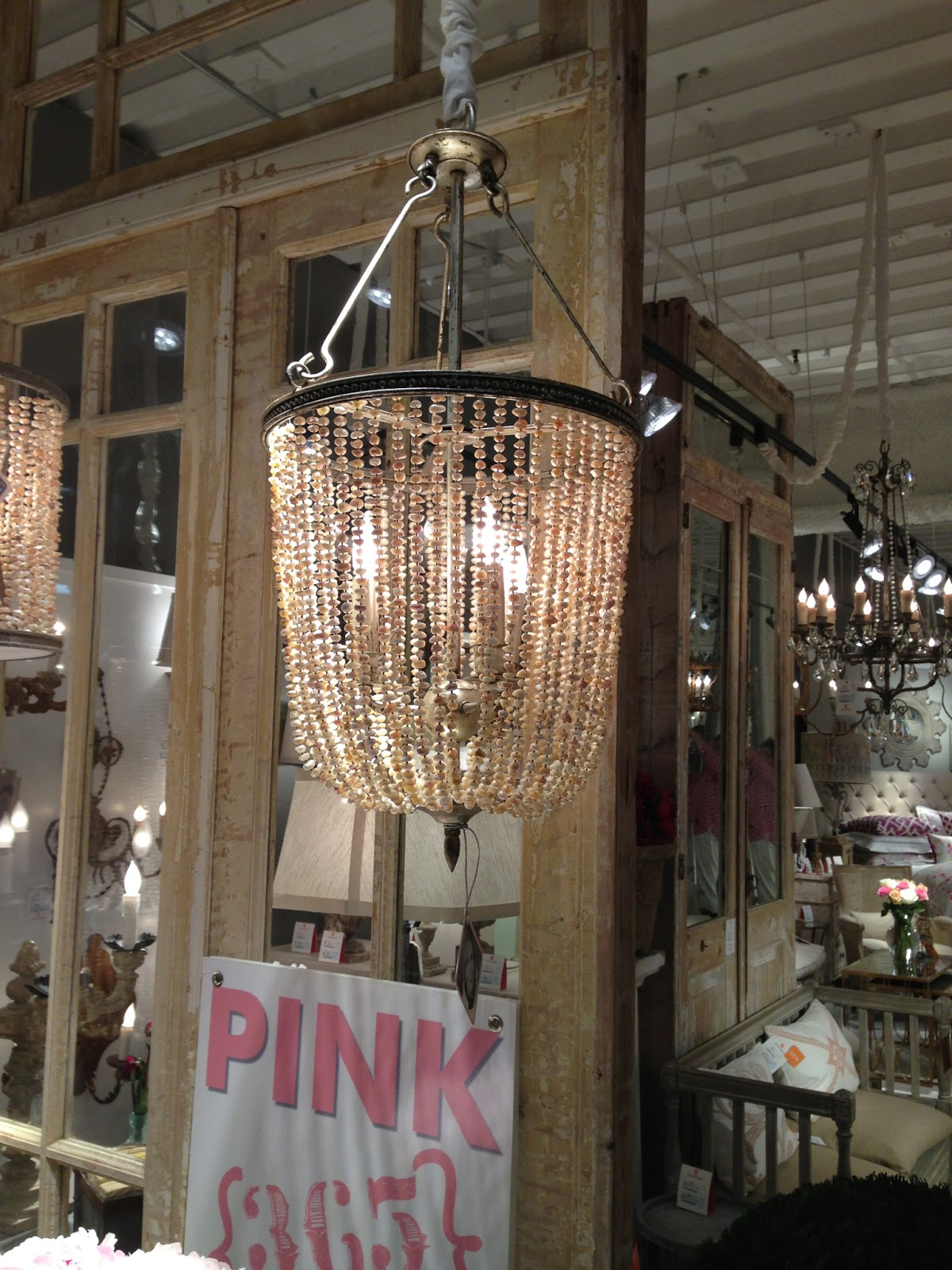 Lighting Trends Sneak Peek Dallas Market Part 1