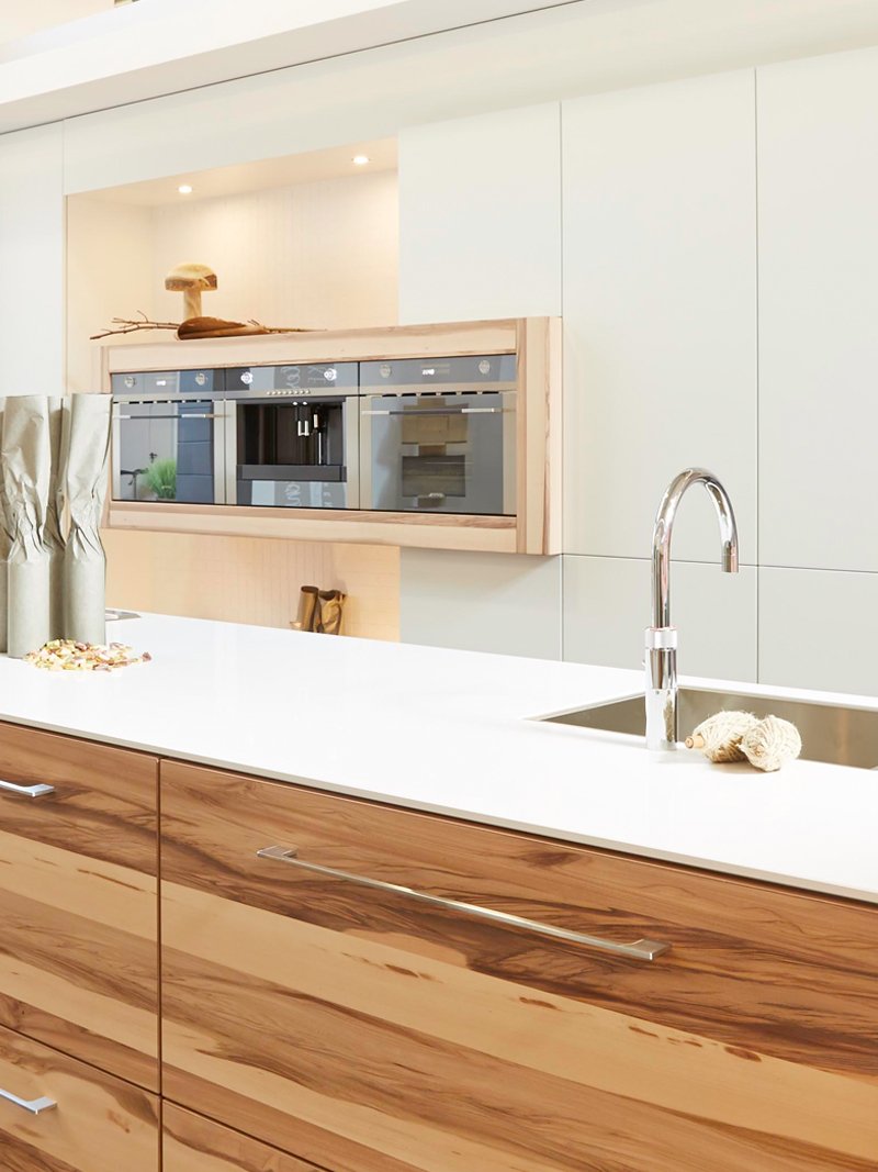 Keuken trends 2016 wonen maken leven - Witte keuken en hout ...