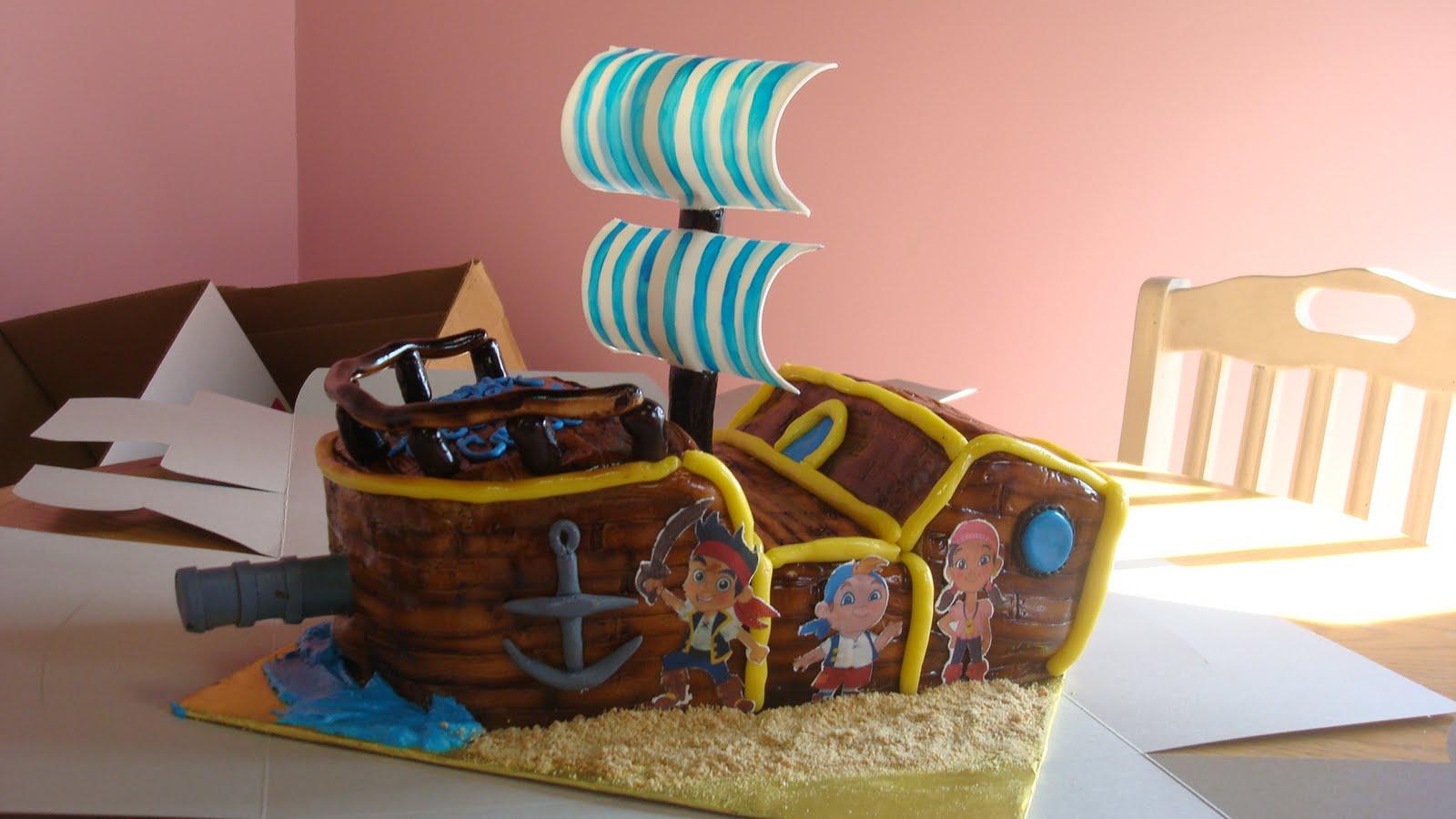 jake and the neverland pirates cake walmart - photo #20
