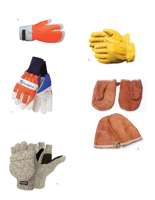 Glove Guide for Winter Work