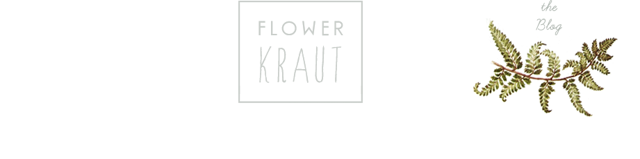 FLOWERKRAUT // the blog