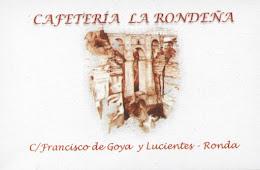Cafeteria Pasteleria y Panaderia La Rondeña