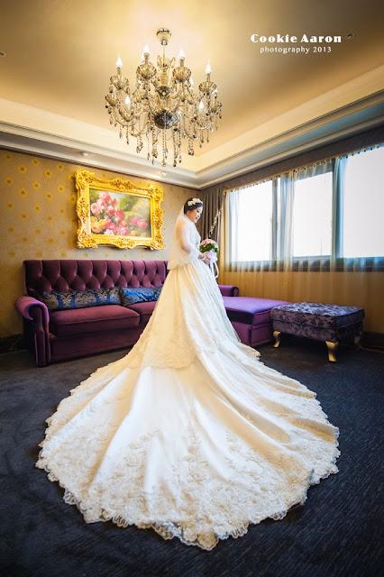 [ 婚禮紀實 ] 明璋&雅琪結婚午宴@台北天成飯店