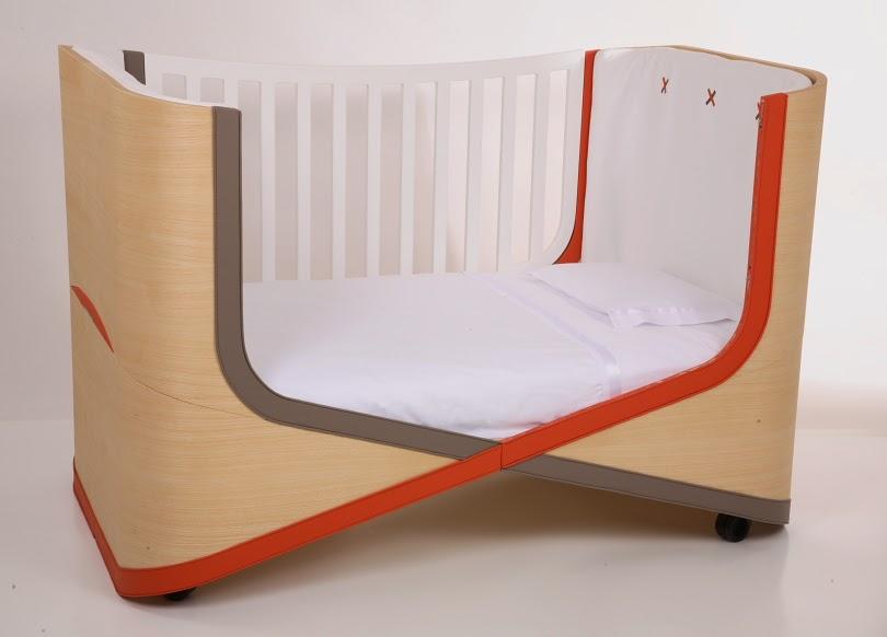 Lettini Per Bambini 2 Anni : Mamixdesign clipper la culla che diventa lettino