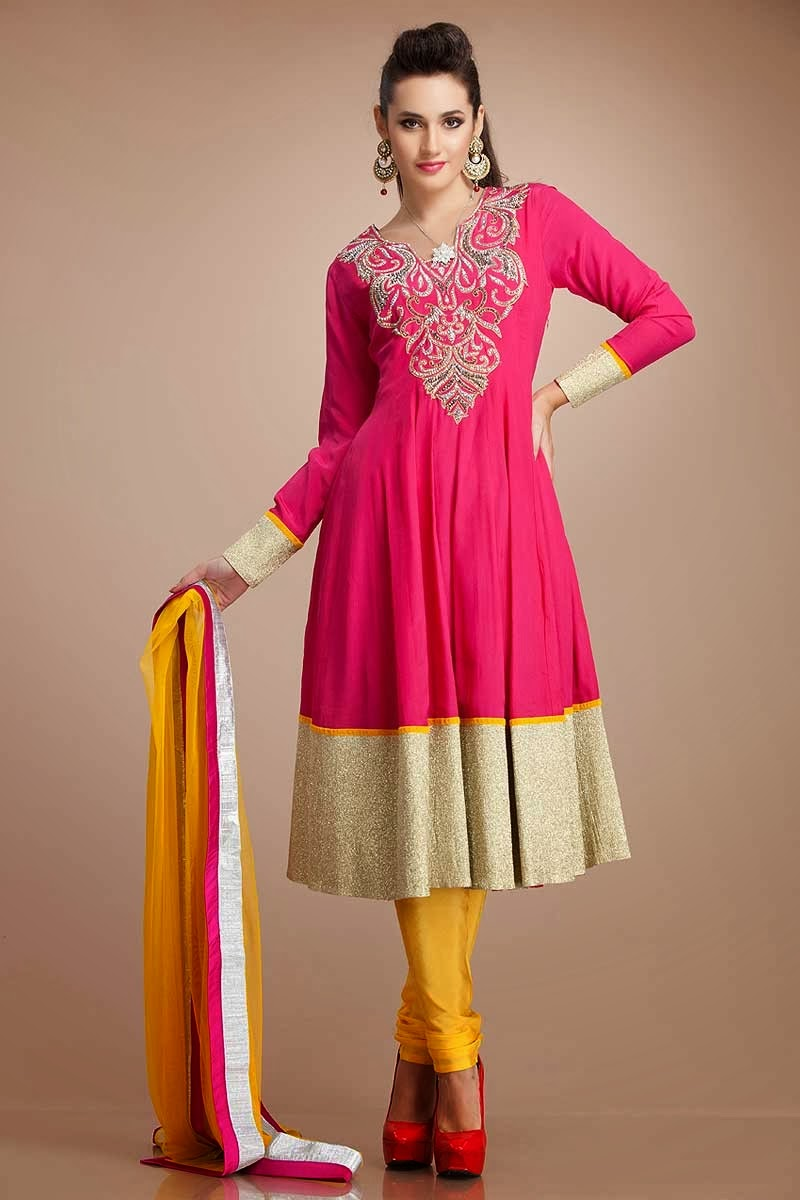 Latest Eid Party Wear Fashion In Pakistan Pakistani
