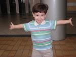Raphael (3 anos - 06/06/09)