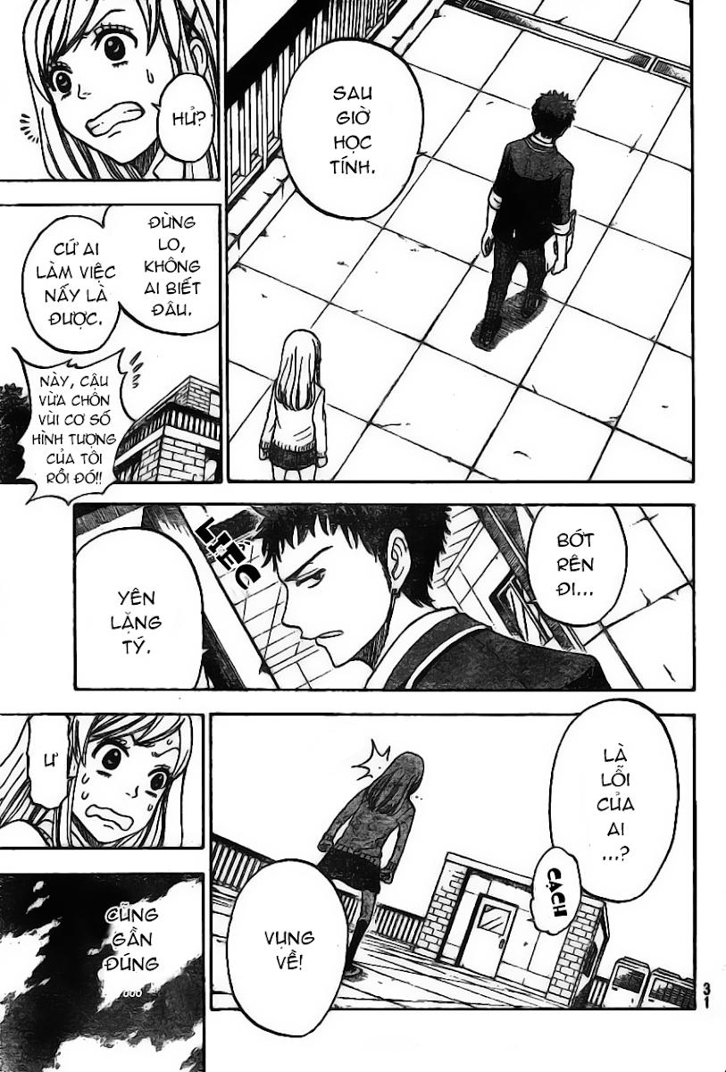 Yamada kun to 7 nin no Majo Chap 1 - Trang 21
