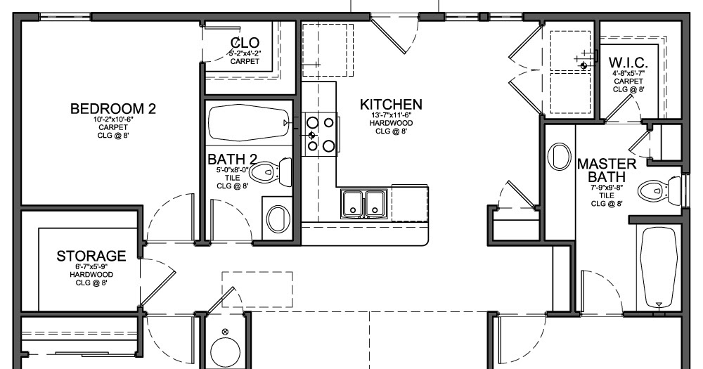 Functional and aesthetic house plan design ayanahouse for Functional house plans