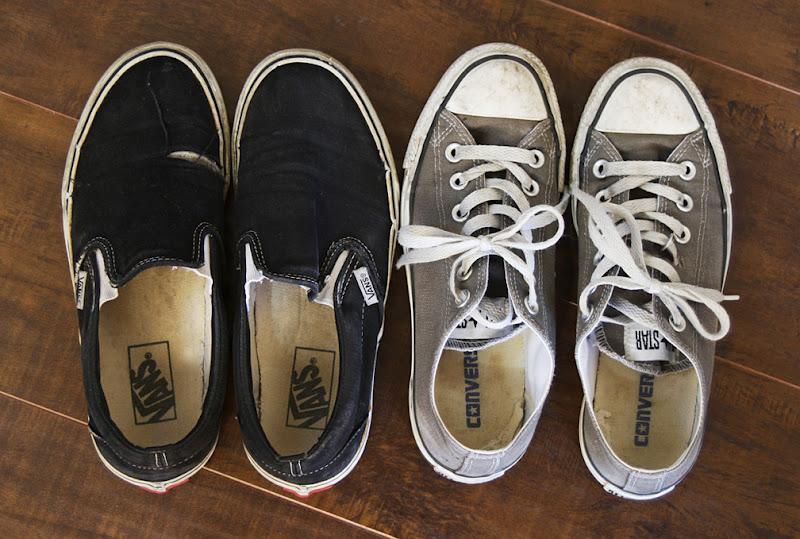 converse shoes falling apart